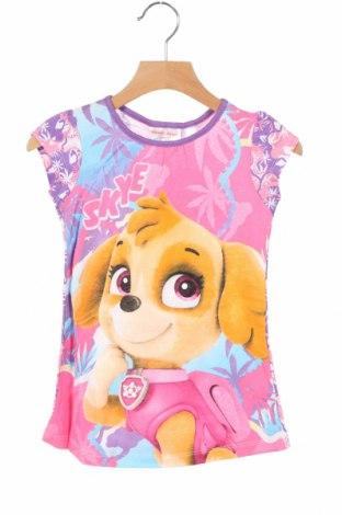 Παιδική μπλούζα Nickelodeon, Μέγεθος 2-3y/ 98-104 εκ., Χρώμα Πολύχρωμο, 100% βαμβάκι, Τιμή 10,39€