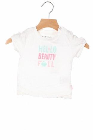 Παιδική μπλούζα Noppies, Μέγεθος 2-3m/ 56-62 εκ., Χρώμα Λευκό, Βαμβάκι, Τιμή 7,64€