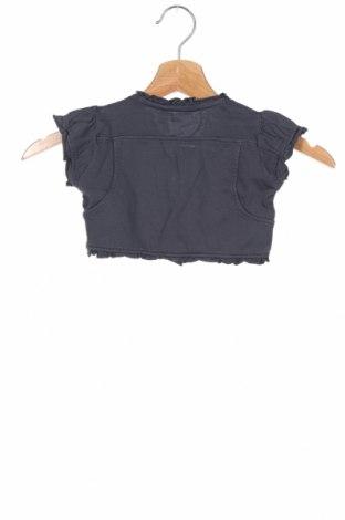 Παιδική ζακέτα Noppies, Μέγεθος 12-18m/ 80-86 εκ., Χρώμα Μπλέ, Βαμβάκι, Τιμή 6,96€