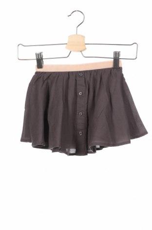 Παιδική φούστα Cyrillus, Μέγεθος 2-3y/ 98-104 εκ., Χρώμα Γκρί, Βαμβάκι, Τιμή 5,90€