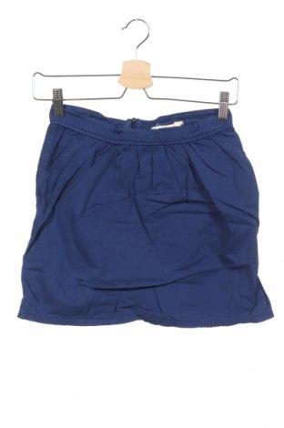 Παιδική φούστα Eleven Paris Little, Μέγεθος 11-12y/ 152-158 εκ., Χρώμα Μπλέ, Βαμβάκι, Τιμή 7,83€