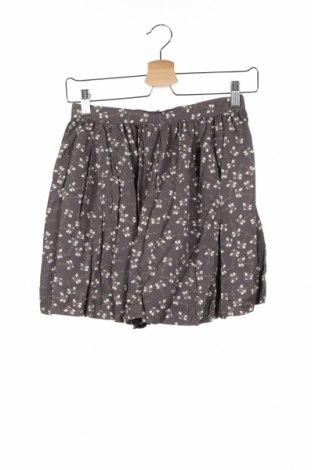 Παιδική φούστα Gocco, Μέγεθος 13-14y/ 164-168 εκ., Χρώμα Γκρί, Βισκόζη, Τιμή 5,63€