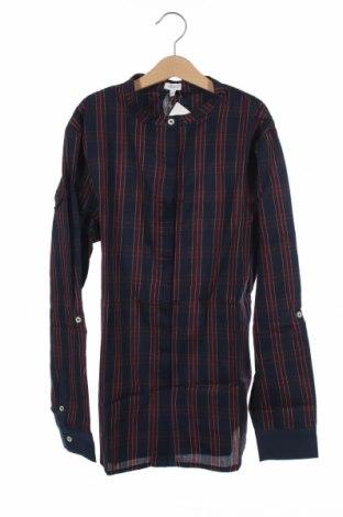 Παιδικό πουκάμισο Gocco, Μέγεθος 13-14y/ 164-168 εκ., Χρώμα Μπλέ, 100% βαμβάκι, Τιμή 5,93€