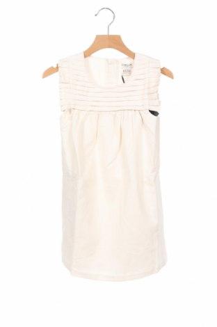 Παιδικό φόρεμα Cyrillus, Μέγεθος 4-5y/ 110-116 εκ., Χρώμα  Μπέζ, Βαμβάκι, Τιμή 7,83€