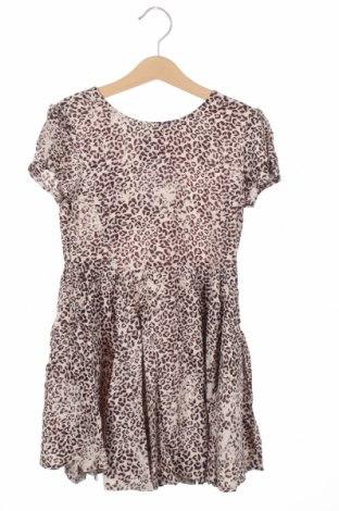 Παιδικό φόρεμα Gaudi, Μέγεθος 6-7y/ 122-128 εκ., Χρώμα Καφέ, 100% βισκόζη, Τιμή 40,72€