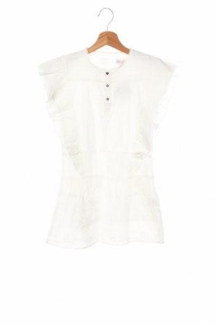 Παιδικό φόρεμα La Compagnie des Petits, Μέγεθος 8-9y/ 134-140 εκ., Χρώμα Λευκό, Βαμβάκι, Τιμή 10,58€