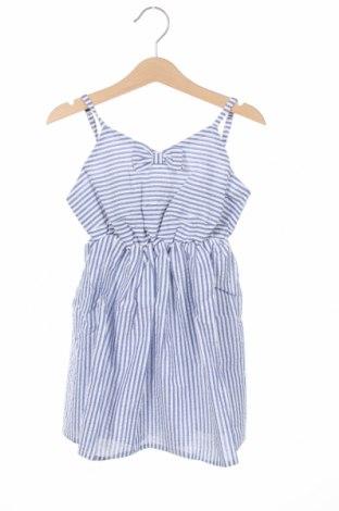 Παιδικό φόρεμα Mini Molly, Μέγεθος 4-5y/ 110-116 εκ., Χρώμα Μπλέ, 100% βαμβάκι, Τιμή 17,01€