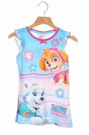 Παιδικό φόρεμα Nickelodeon, Μέγεθος 2-3y/ 98-104 εκ., Χρώμα Μπλέ, 100% βαμβάκι, Τιμή 12,06€