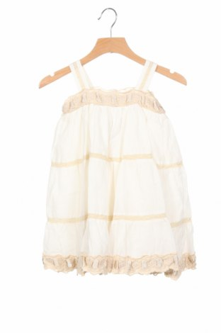 Παιδικό φόρεμα TWINSET, Μέγεθος 12-18m/ 80-86 εκ., Χρώμα Λευκό, Βαμβάκι, Τιμή 32,66€