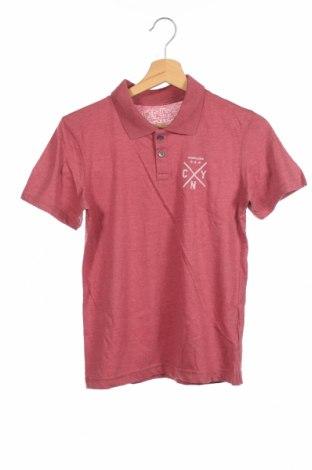 Детска тениска Complices, Размер 13-14y/ 164-168 см, Цвят Червен, Памук, Цена 12,16лв.