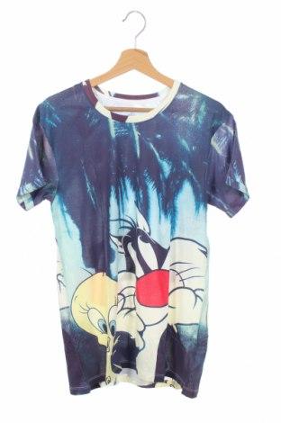 Детска тениска Eleven Paris, Размер 12-13y/ 158-164 см, Цвят Многоцветен, 50% памук, 50% модал, Цена 20,65лв.