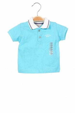 Παιδικό μπλουζάκι Grain De Ble, Μέγεθος 3-6m/ 62-68 εκ., Χρώμα Μπλέ, Βαμβάκι, Τιμή 6,43€