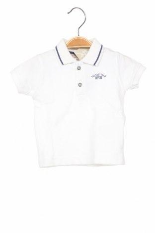 Παιδικό μπλουζάκι Grain De Ble, Μέγεθος 3-6m/ 62-68 εκ., Χρώμα Λευκό, Βαμβάκι, Τιμή 6,43€