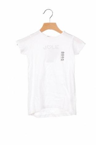 Παιδικό μπλουζάκι Grain De Ble, Μέγεθος 18-24m/ 86-98 εκ., Χρώμα Λευκό, Βαμβάκι, Τιμή 6,43€
