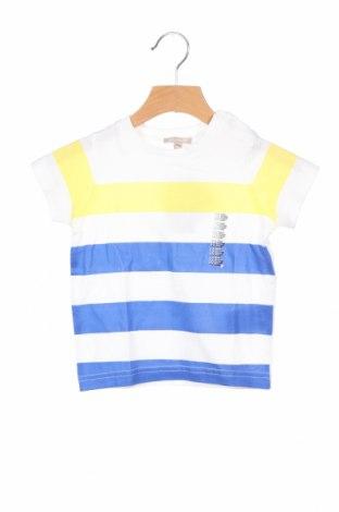 Παιδικό μπλουζάκι Grain De Ble, Μέγεθος 12-18m/ 80-86 εκ., Χρώμα Λευκό, Βαμβάκι, Τιμή 6,27€