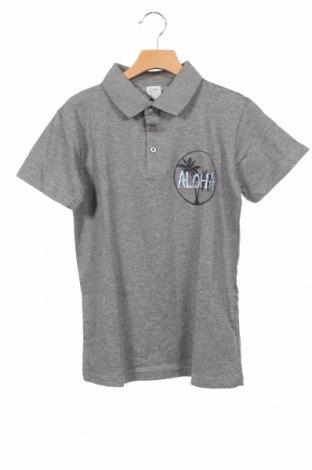 Dětské tričko  Karl Marc John, Velikost 11-12y/ 152-158 cm, Barva Šedá, Bavlna, Cena  199,00Kč