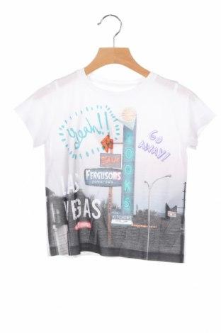Παιδικό μπλουζάκι La Compagnie des Petits, Μέγεθος 18-24m/ 86-98 εκ., Χρώμα Λευκό, Πολυεστέρας, Τιμή 6,27€