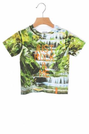 Παιδικό μπλουζάκι La Compagnie des Petits, Μέγεθος 18-24m/ 86-98 εκ., Χρώμα Πολύχρωμο, Βαμβάκι, Τιμή 6,43€