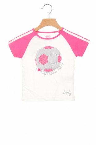 Παιδικό μπλουζάκι La Compagnie des Petits, Μέγεθος 18-24m/ 86-98 εκ., Χρώμα Ρόζ , Βαμβάκι, Τιμή 6,20€