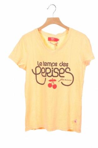 Παιδικό μπλουζάκι Le Temps Des Cerises, Μέγεθος 11-12y/ 152-158 εκ., Χρώμα Πορτοκαλί, Βαμβάκι, Τιμή 12,37€