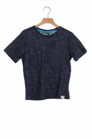 Детска тениска Lee Cooper, Размер 9-10y/ 140-146 см, Цвят Син, Памук, Цена 13,76лв.