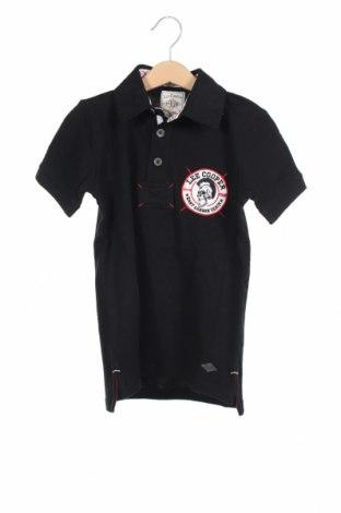 Παιδικό μπλουζάκι Lee Cooper, Μέγεθος 6-7y/ 122-128 εκ., Χρώμα Μαύρο, Βαμβάκι, Τιμή 7,09€