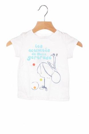 Παιδικό μπλουζάκι Lisa Rose, Μέγεθος 12-18m/ 80-86 εκ., Χρώμα Λευκό, Βαμβάκι, Τιμή 4,93€