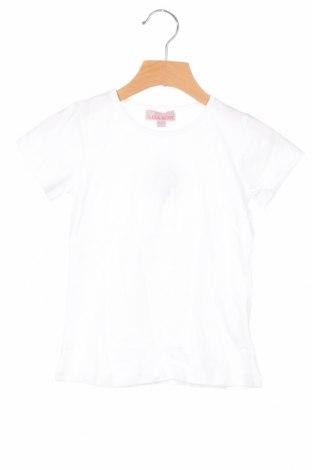 Παιδικό μπλουζάκι Lisa Rose, Μέγεθος 5-6y/ 116-122 εκ., Χρώμα Λευκό, Βαμβάκι, Τιμή 4,76€