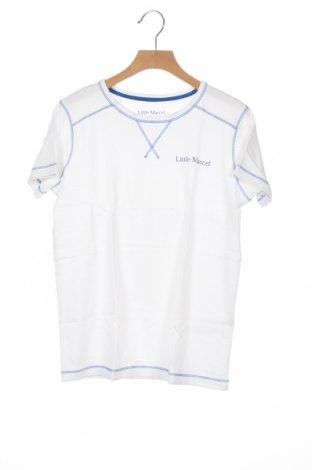 Παιδικό μπλουζάκι Little Marcel, Μέγεθος 11-12y/ 152-158 εκ., Χρώμα Λευκό, Βαμβάκι, Τιμή 6,43€