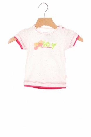 Παιδικό μπλουζάκι Noppies, Μέγεθος 3-6m/ 62-68 εκ., Χρώμα Λευκό, Βαμβάκι, Τιμή 6,43€