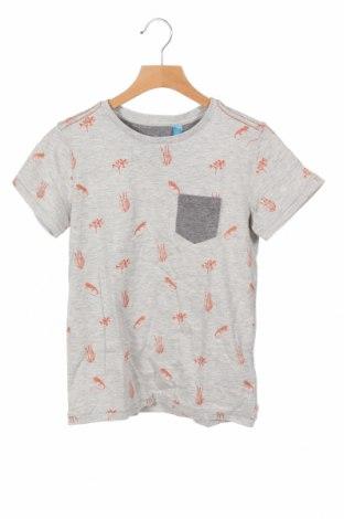 Παιδικό μπλουζάκι Okaidi, Μέγεθος 9-10y/ 140-146 εκ., Χρώμα Γκρί, 95% βαμβάκι, 5% βισκόζη, Τιμή 8,07€