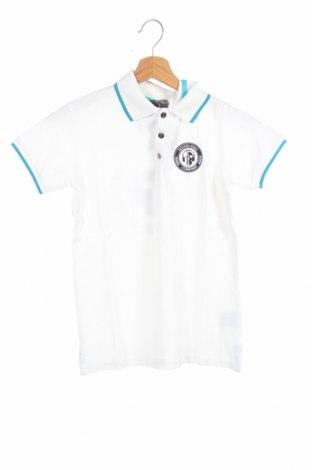 Детска тениска RG 512, Размер 11-12y/ 152-158 см, Цвят Бял, Памук, Цена 14,50лв.