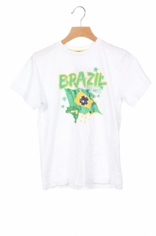 Παιδικό μπλουζάκι Grain De Ble, Μέγεθος 7-8y/ 128-134 εκ., Χρώμα Λευκό, Βαμβάκι, Τιμή 6,43€