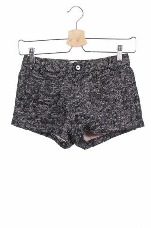 Детски къс панталон Karl Marc John, Размер 11-12y/ 152-158 см, Цвят Многоцветен, 86% полиестер, 7% памук, 7% метални нишки, Цена 17,25лв.