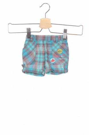 Παιδικό κοντό παντελόνι La Compagnie des Petits, Μέγεθος 2-3m/ 56-62 εκ., Χρώμα Πολύχρωμο, Βαμβάκι, Τιμή 4,08€