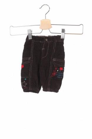 Παιδικό κοντό παντελόνι La Compagnie des Petits, Μέγεθος 0-1m/ 50 εκ., Χρώμα Καφέ, Βαμβάκι, Τιμή 3,86€