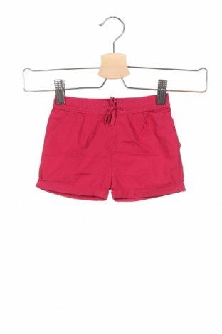 Παιδικό κοντό παντελόνι Obaibi, Μέγεθος 3-6m/ 62-68 εκ., Χρώμα Ρόζ , Βαμβάκι, Τιμή 9,28€