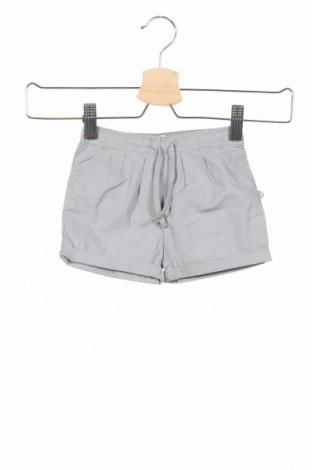 Παιδικό κοντό παντελόνι Obaibi, Μέγεθος 3-6m/ 62-68 εκ., Χρώμα Γκρί, Βαμβάκι, Τιμή 10,76€