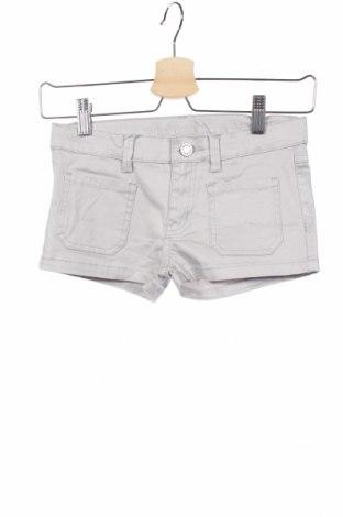 Детски къс панталон Zadig & Voltaire, Размер 13-14y/ 164-168 см, Цвят Сив, 97% памук, 3% еластан, Цена 8,01лв.