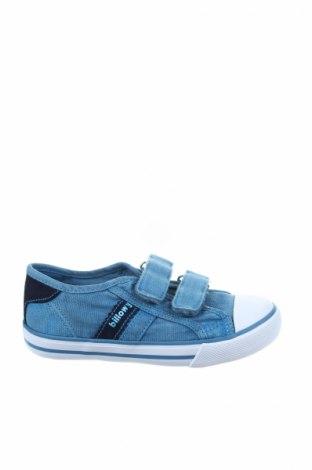 Παιδικά παπούτσια Billowy, Μέγεθος 28, Χρώμα Μπλέ, Κλωστοϋφαντουργικά προϊόντα, Τιμή 18,25€