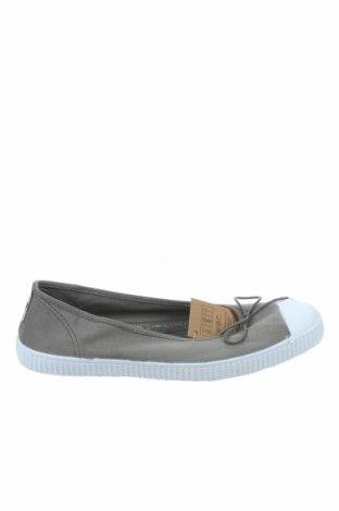 Детски обувки Chipie, Размер 40, Цвят Зелен, Текстил, Цена 18,92лв.
