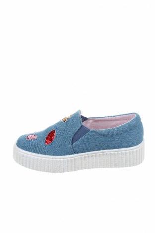 Παιδικά παπούτσια Doremi, Μέγεθος 28, Χρώμα Μπλέ, Κλωστοϋφαντουργικά προϊόντα, Τιμή 13,36€