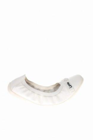 Παιδικά παπούτσια LPB Les P'tites Bombes, Μέγεθος 31, Χρώμα Λευκό, Δερματίνη, Τιμή 9,75€