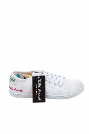 Детски обувки Little Marcel, Размер 31, Цвят Бял, Текстил, Цена 20,16лв.