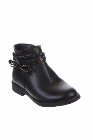 Παιδικά παπούτσια Orchestra, Μέγεθος 26, Χρώμα Μαύρο, Δερματίνη, Τιμή 9,60€