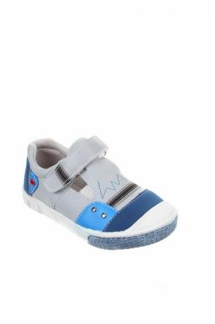 Παιδικά παπούτσια Orchestra, Μέγεθος 26, Χρώμα Γκρί, Δερματίνη, κλωστοϋφαντουργικά προϊόντα, Τιμή 22,81€