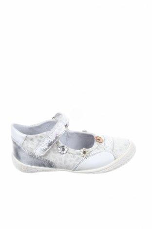 Παιδικά παπούτσια Orchestra, Μέγεθος 28, Χρώμα Ασημί, Γνήσιο δέρμα, Τιμή 34,41€