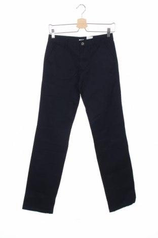 Детски панталон Gocco, Размер 11-12y/ 152-158 см, Цвят Син, Памук, Цена 30,80лв.