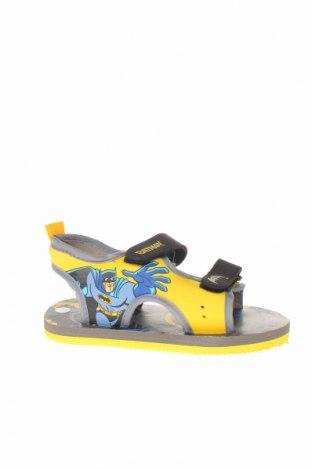 Παιδικά σανδάλια Batman, Μέγεθος 28, Χρώμα Πολύχρωμο, Κλωστοϋφαντουργικά προϊόντα, Τιμή 12,56€