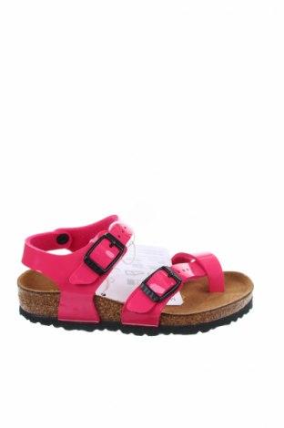 Παιδικά σανδάλια Birkenstock, Μέγεθος 24, Χρώμα Ρόζ , Πολυουρεθάνης, Τιμή 24,43€